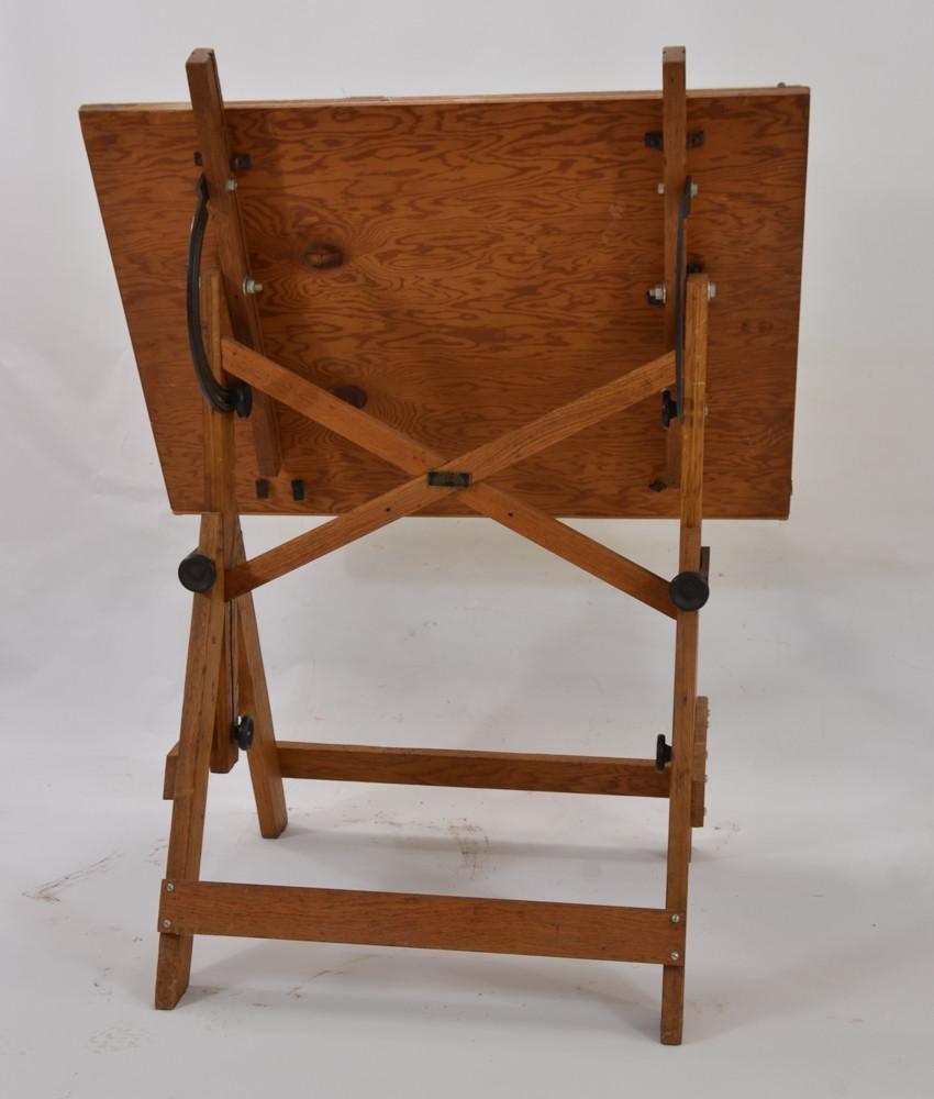 Keuffel & Esser Popular Drawing Table - 2
