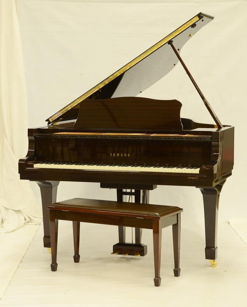 1995 Yamaha C3 Grand Piano