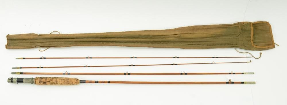 L.L. Bean Double L Vintage Bamboo Fly Rod
