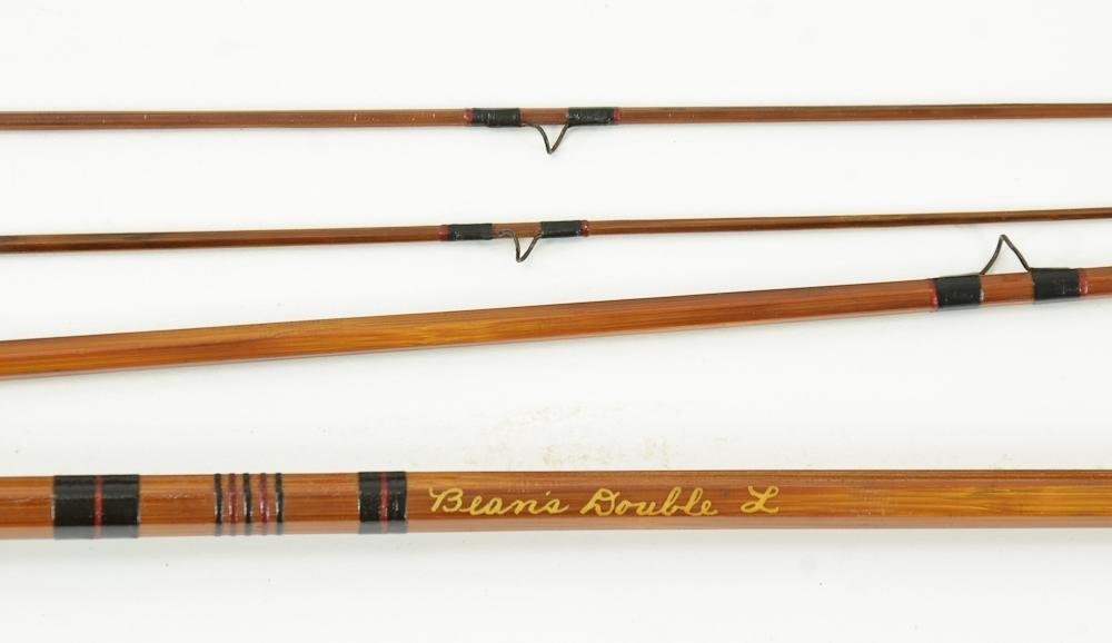 L.L. Bean Double L Vintage Bamboo Fly Rod - 4