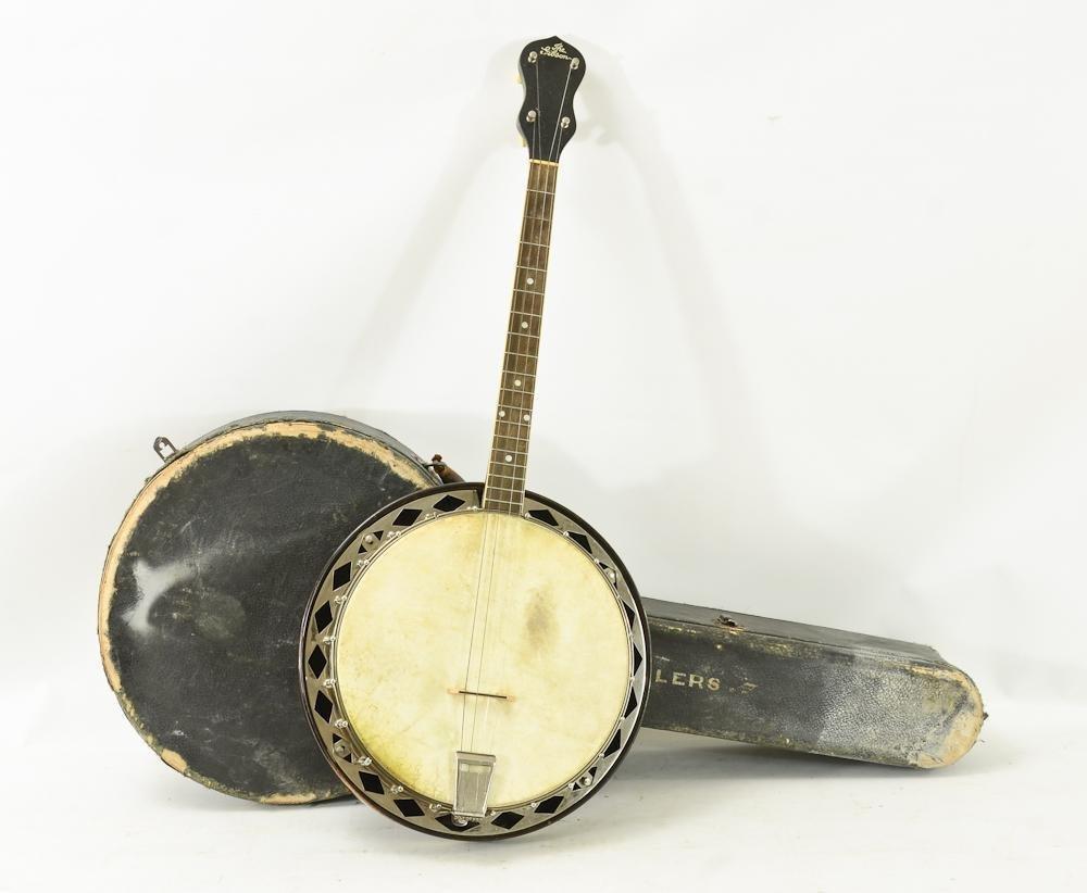 The Gibson Tenor Banjo