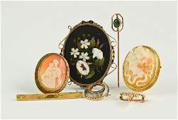 Mixed Estate Victorian Jewelry lot