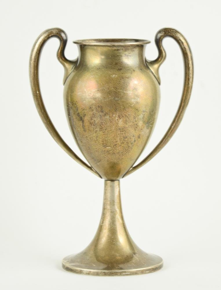 Sterling Silver Trophy Cup - 2