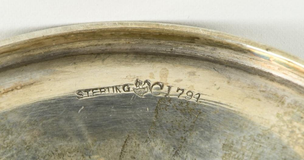 Sterling Silver Trophy Cup - 3