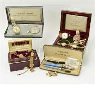 Collection of Watches and Jewelry