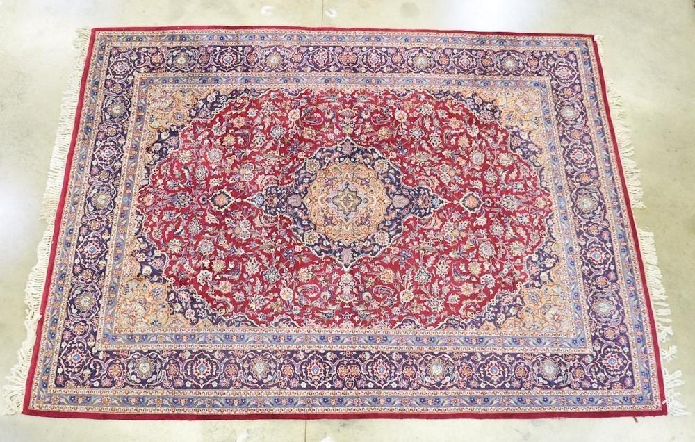 Persian Wool Oriental Carpet