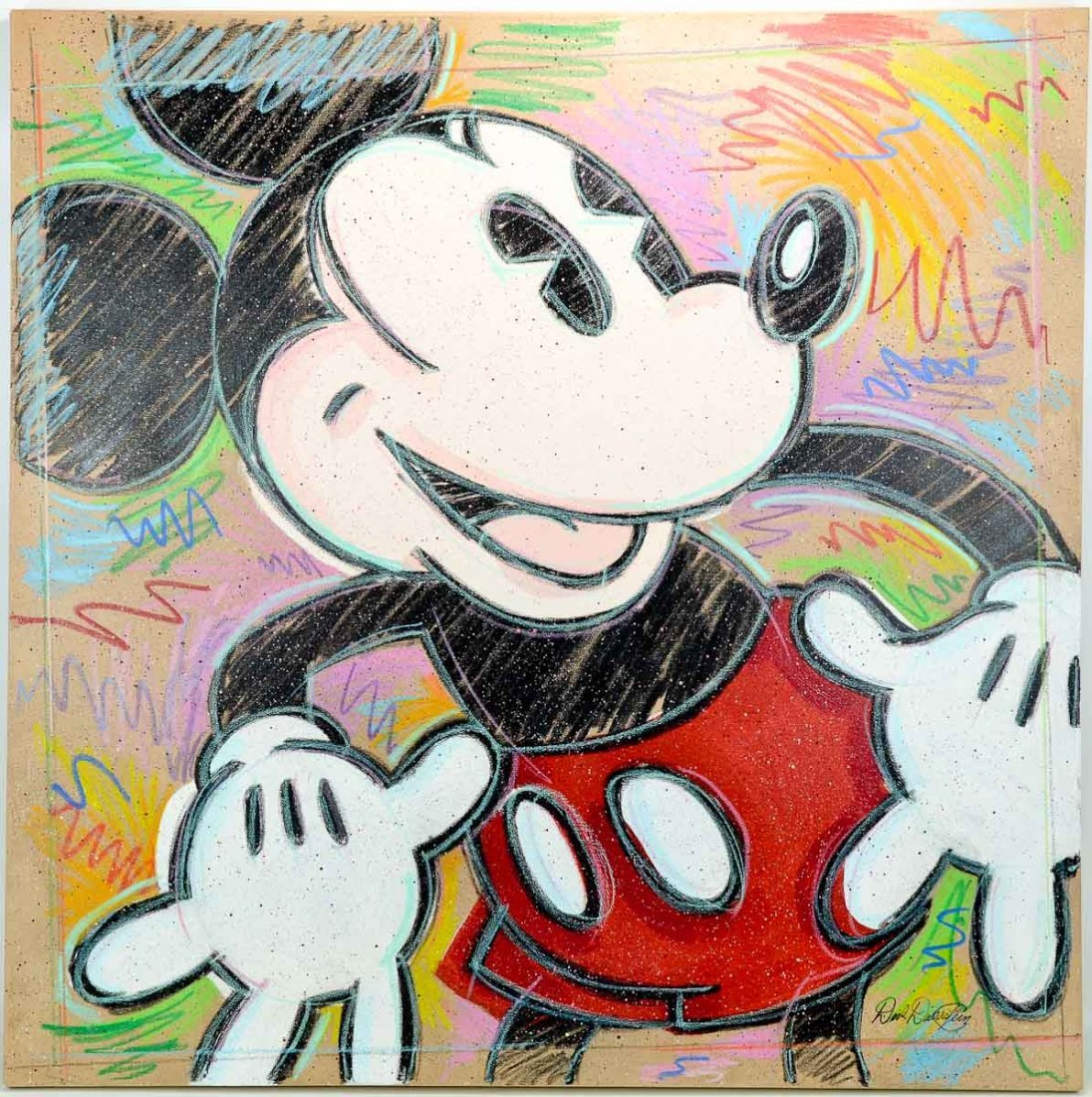 Dick Duerrstein: Mickey Mouse