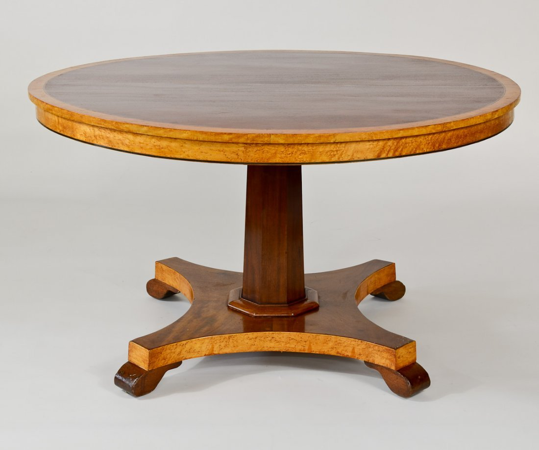 19th Century Breakfast Table