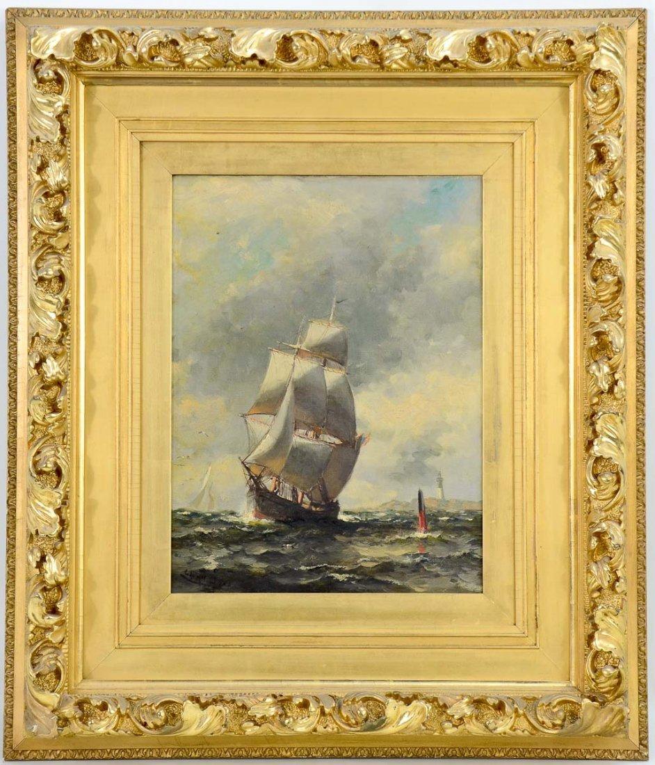 George Herbert McCord Marine Painting