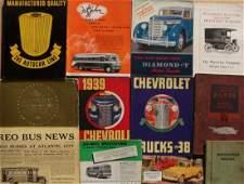 Truck & bus brochures