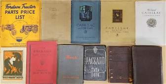 Misc data books