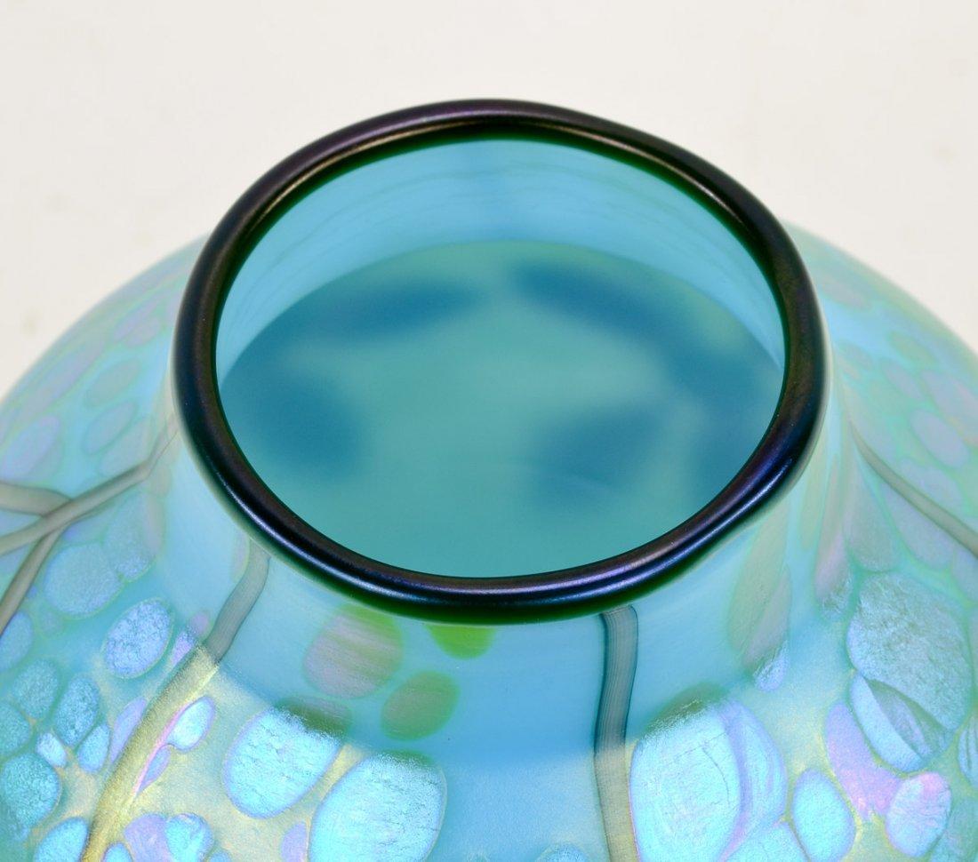 Orient & Flume Art Glass Vase - 2
