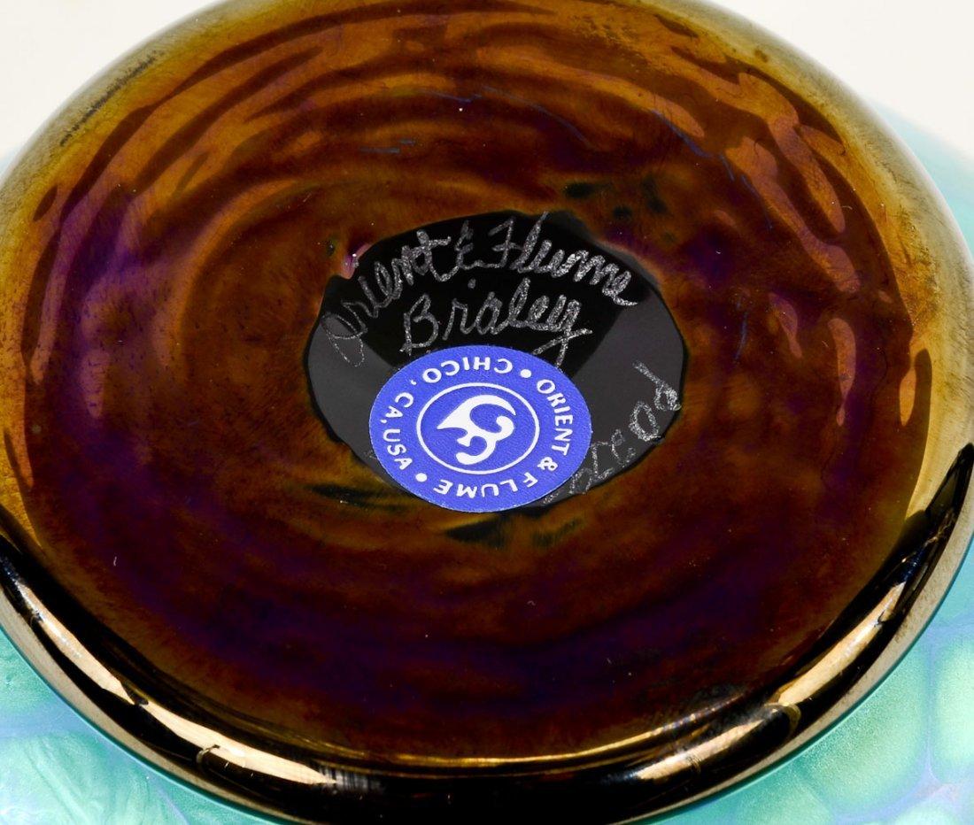 Orient & Flume Art Glass Vase - 3
