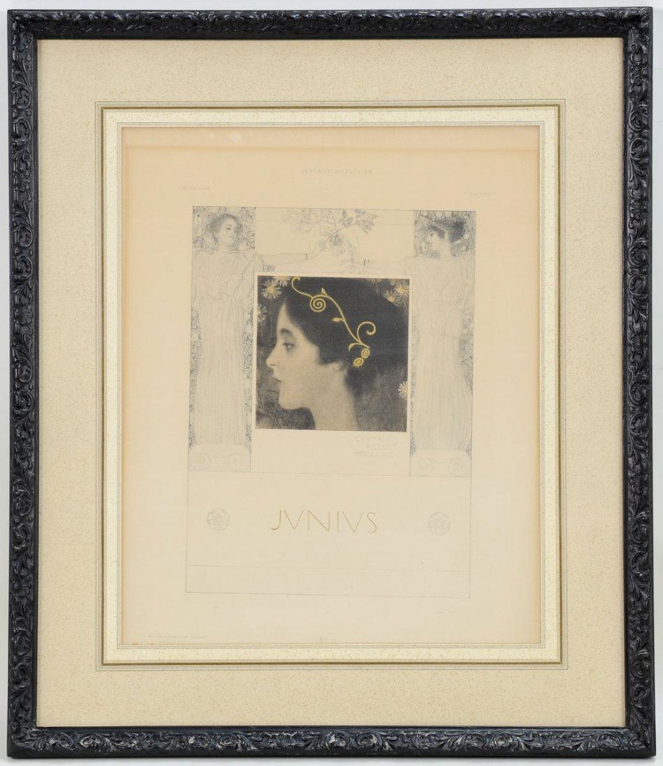 Gustav Klimt: Junius - 2