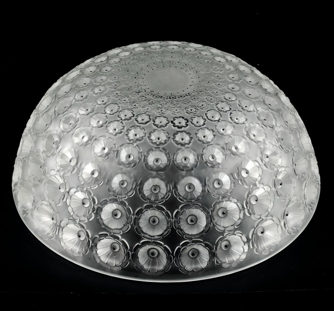Lalique Nemours Crystal Bowl - 3