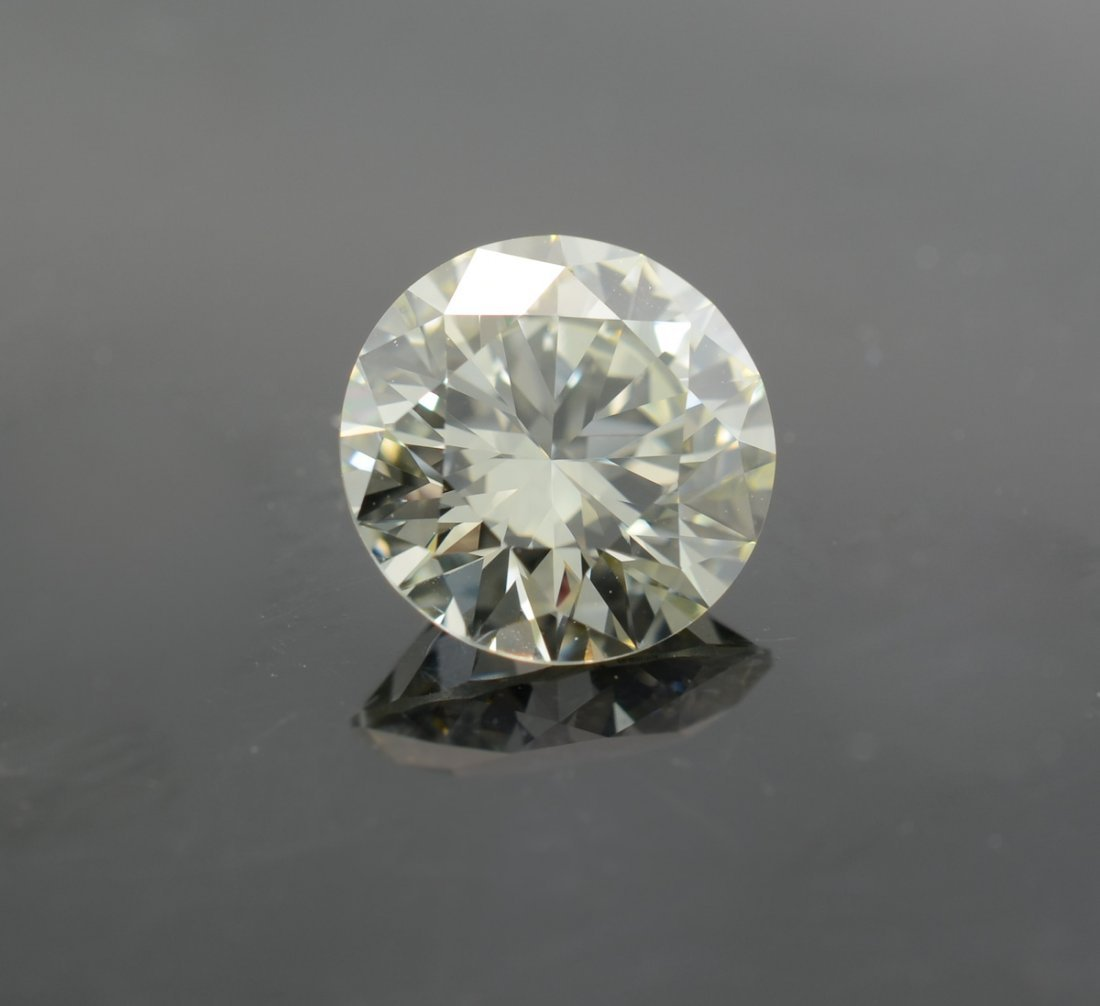 Loose Diamond 1.5 Carat Round Cut