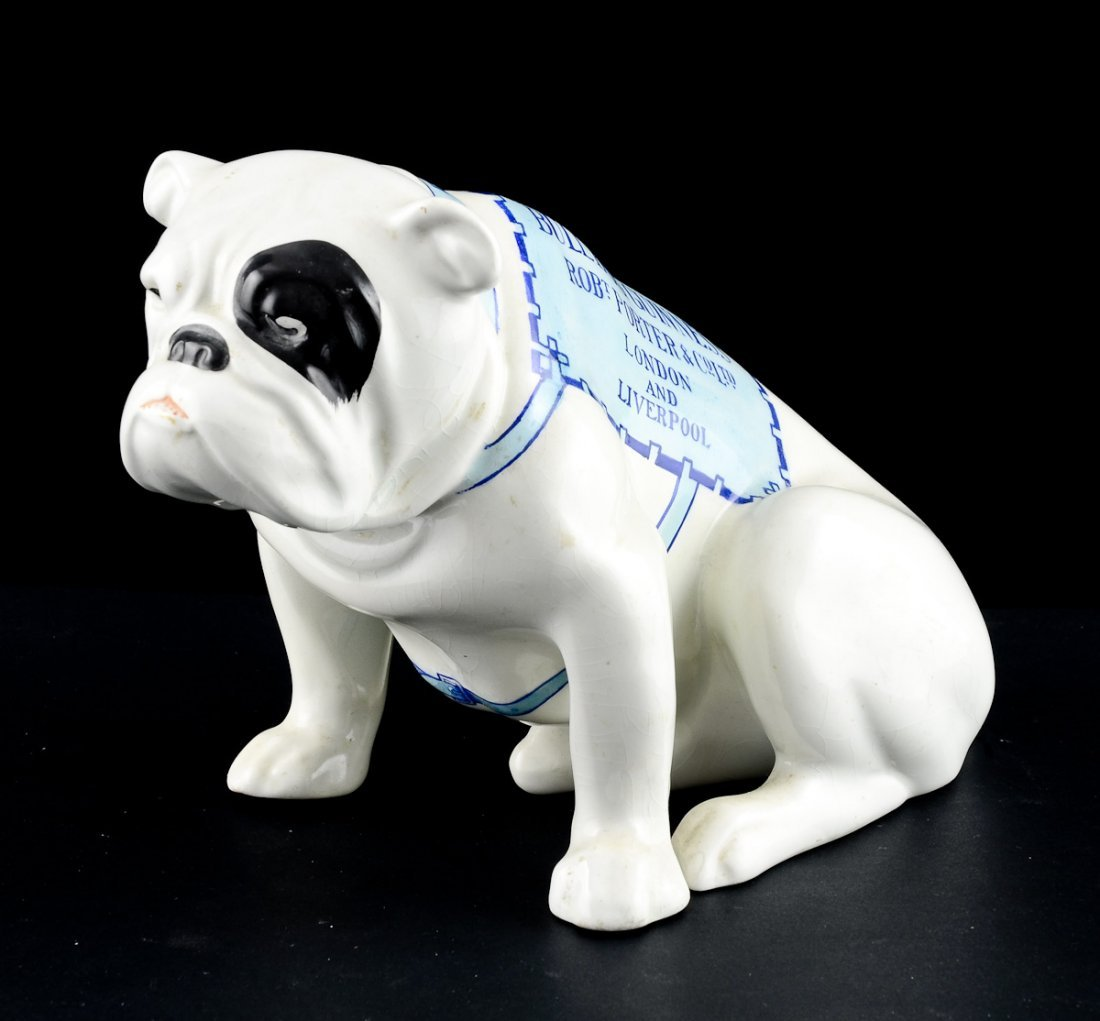 Royal Doulton Ceramic Advertising Bulldog