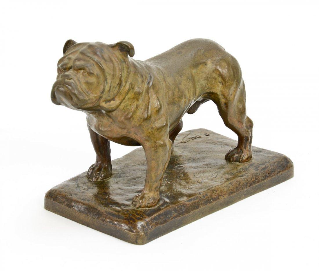 French Bronze Bulldog
