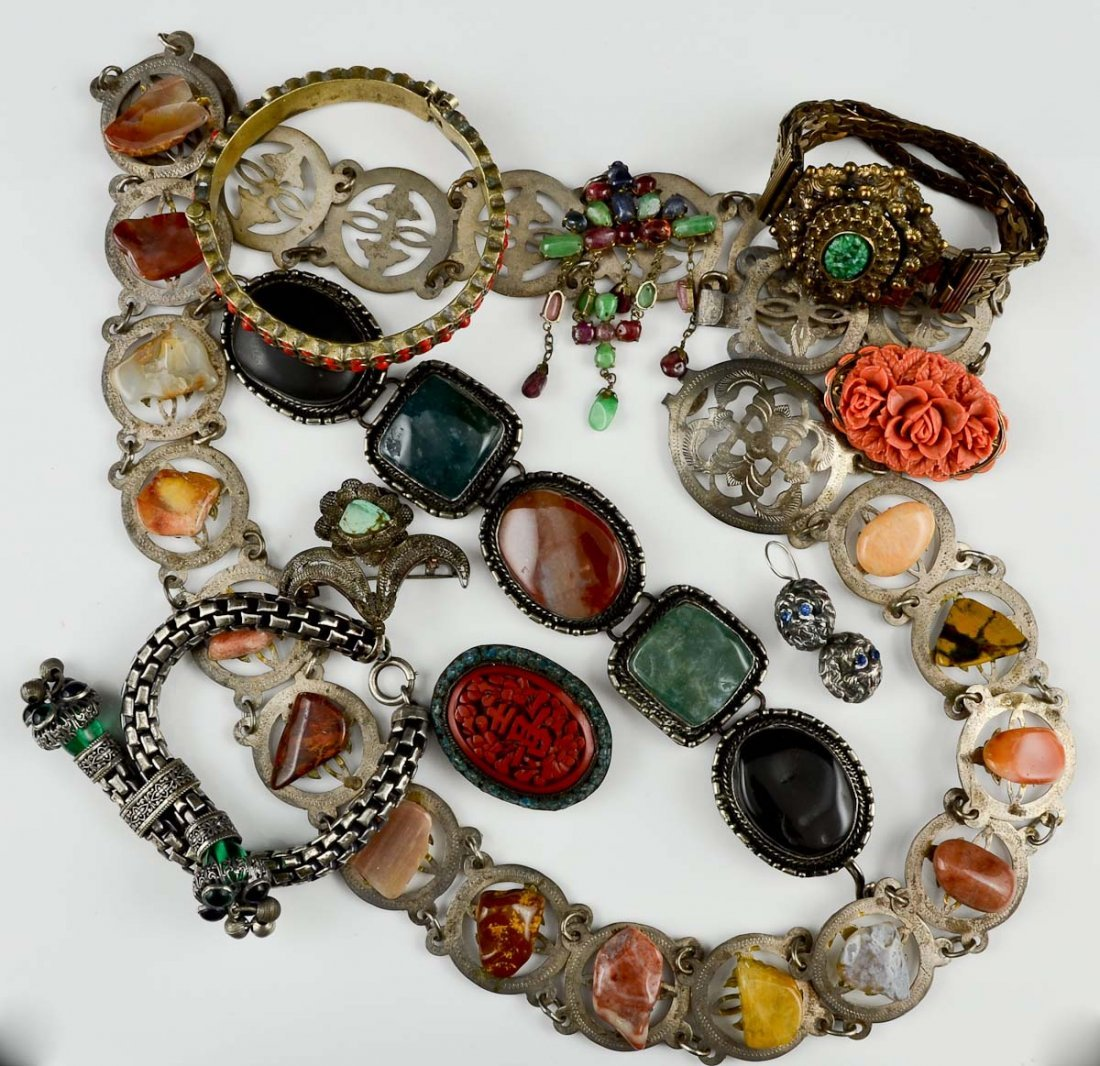 Asian Fasion and Costume Jewelry