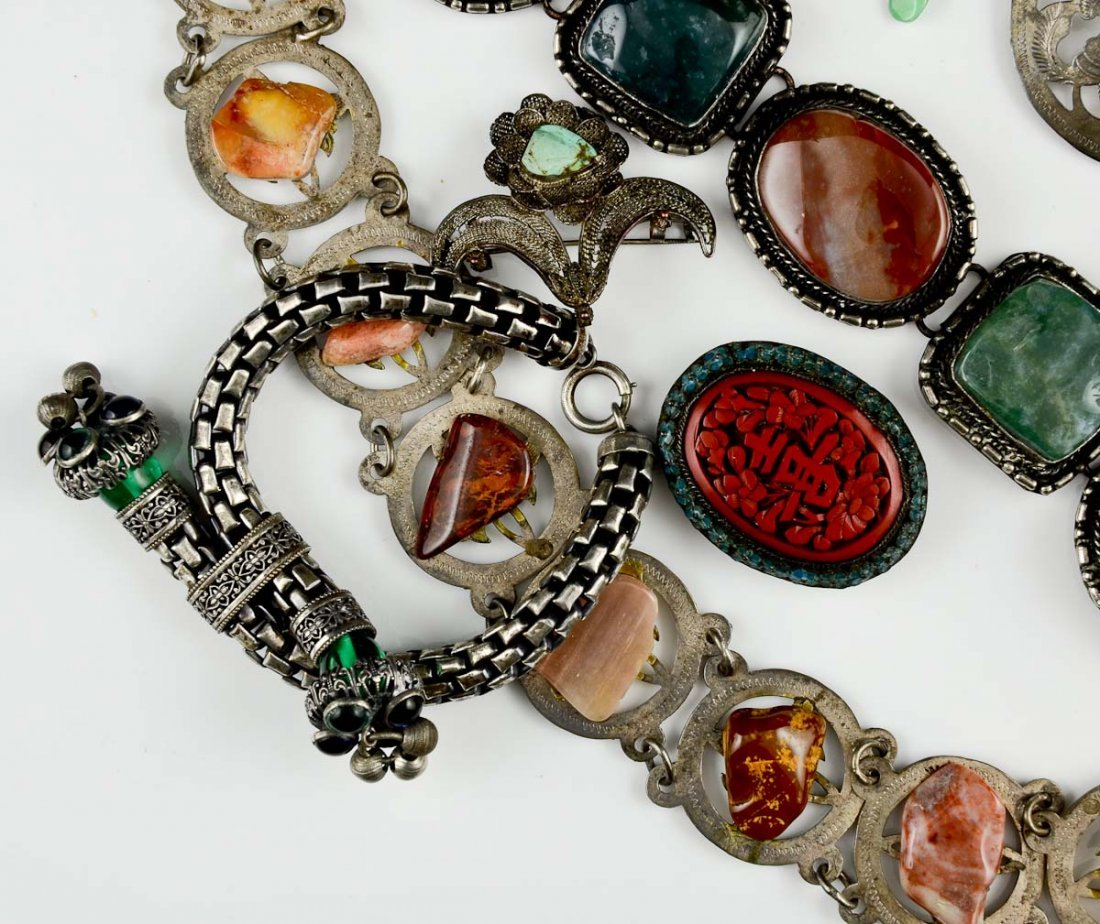 Asian Fasion and Costume Jewelry - 2