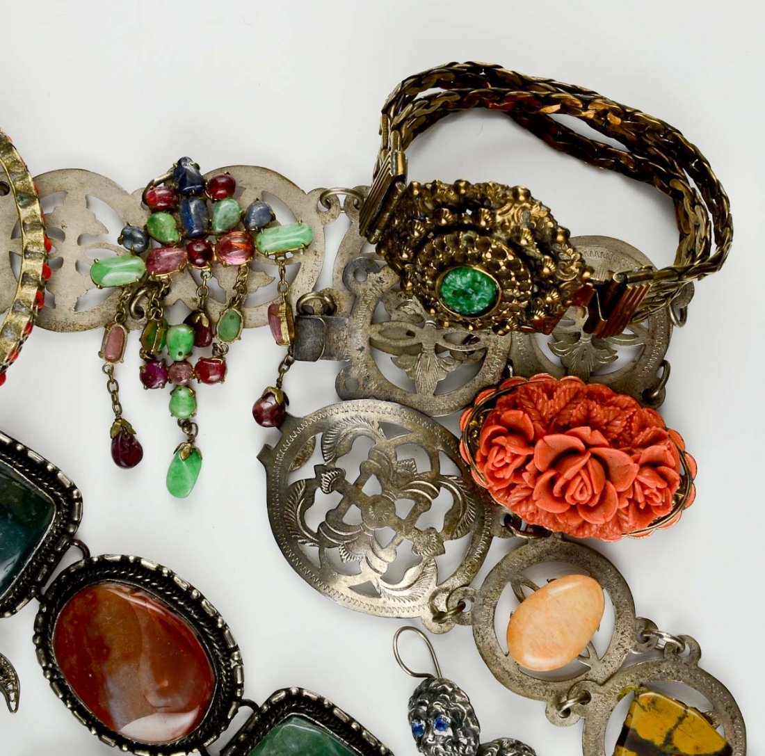 Asian Fasion and Costume Jewelry - 3