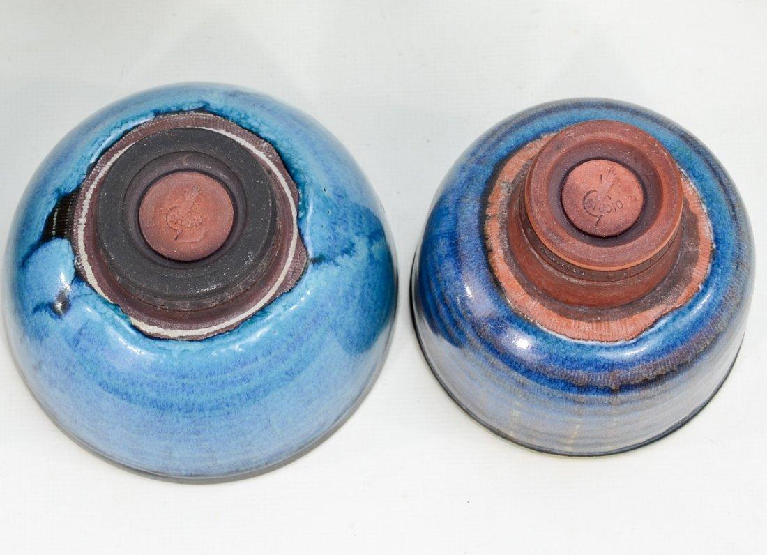 Group of Danish and Swedish Pottery - 2