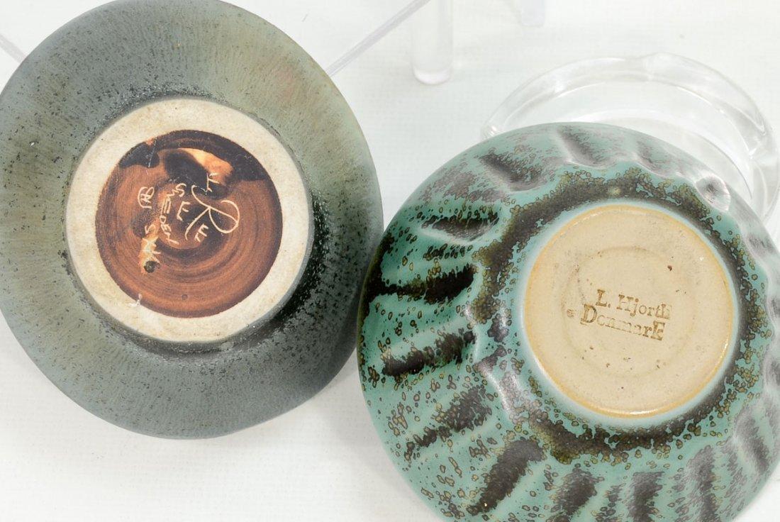 Group of Danish and Swedish Pottery - 5