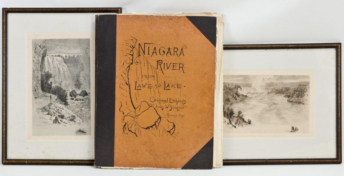Prints of Niagara Falls