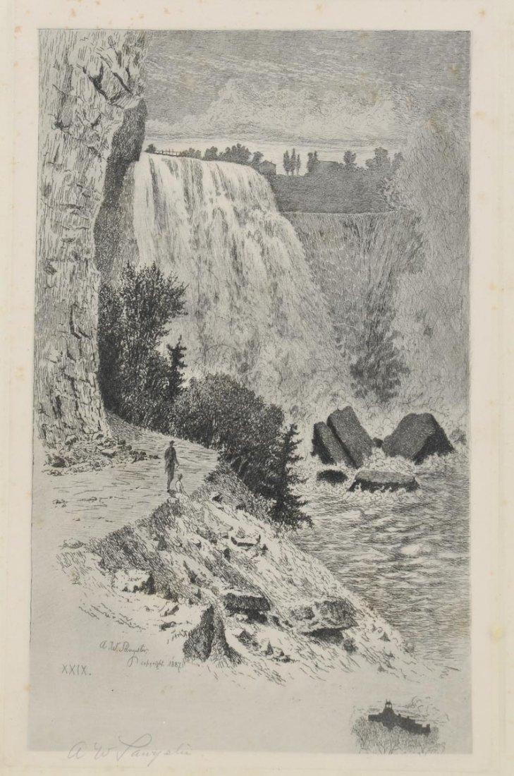 Prints of Niagara Falls - 4