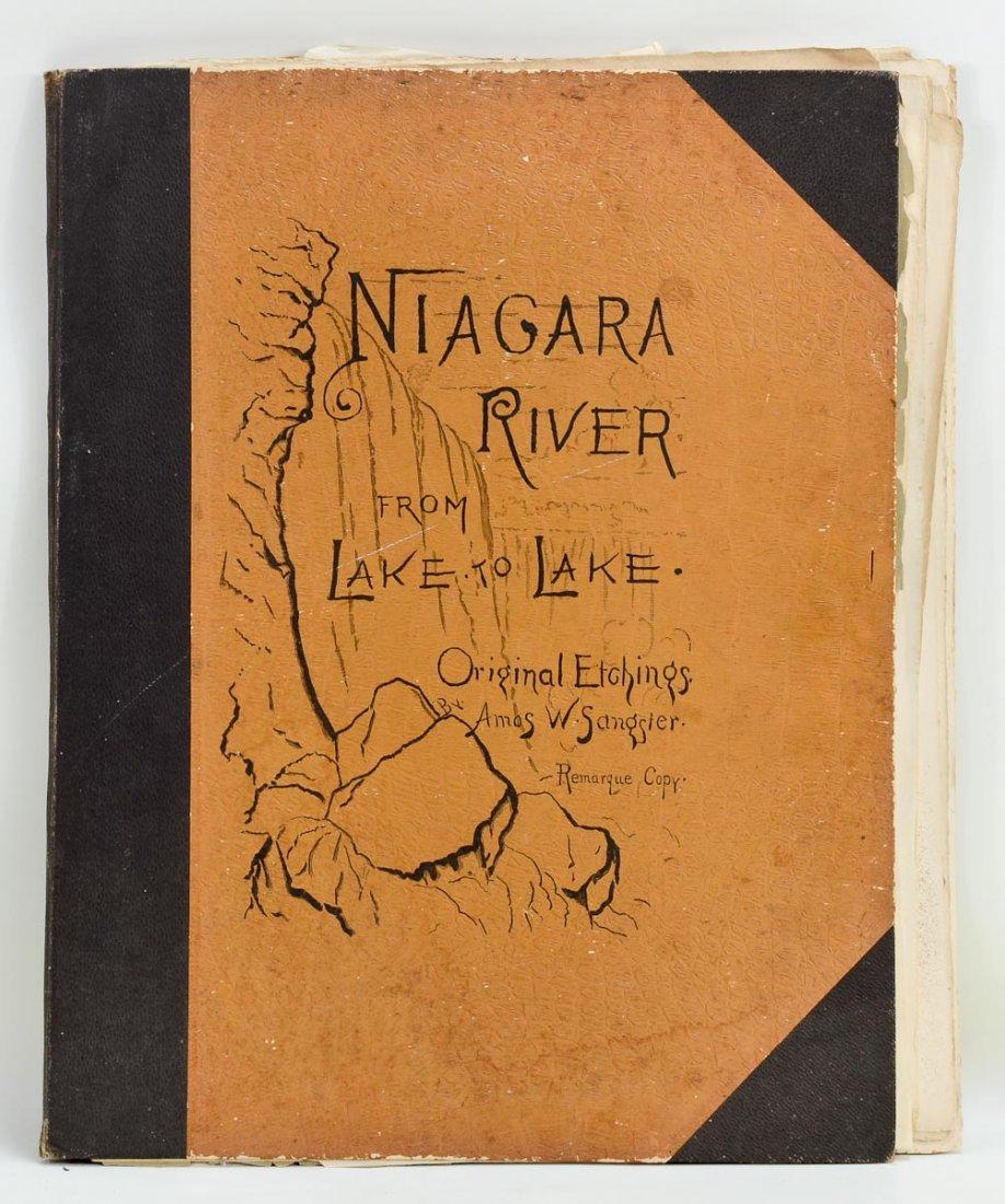 Prints of Niagara Falls - 5