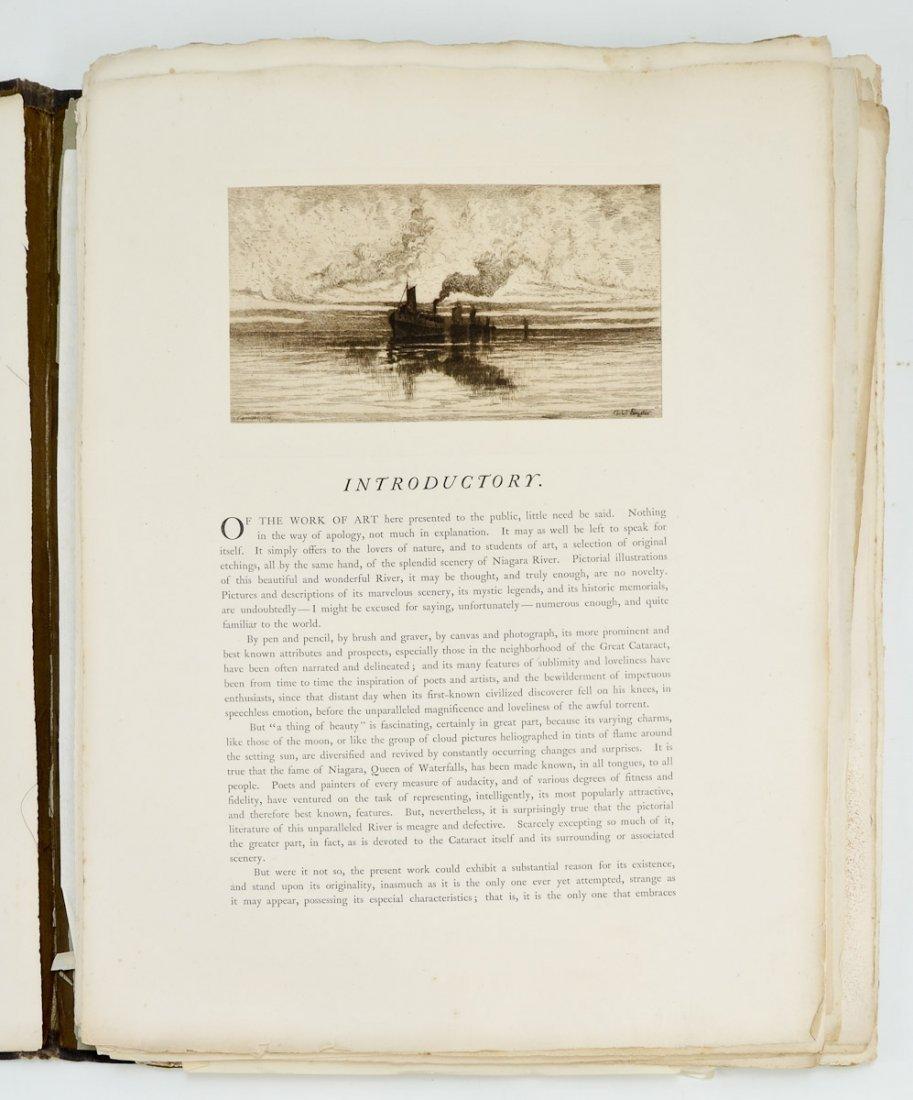 Prints of Niagara Falls - 7