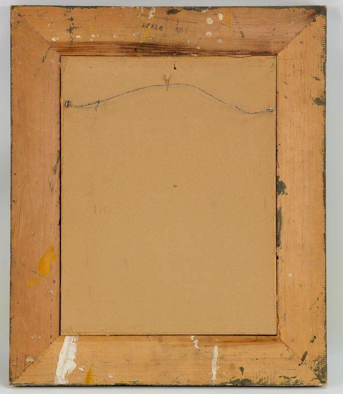 S. Allyn Schaeffer Pastel - 2