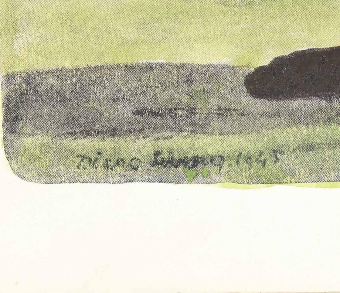 Diego Rivera Lithograph - 2