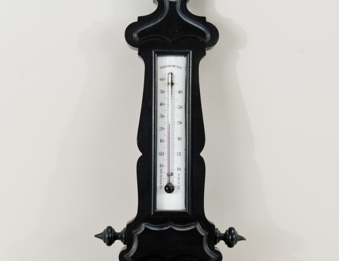 Antique French Barometer - 2