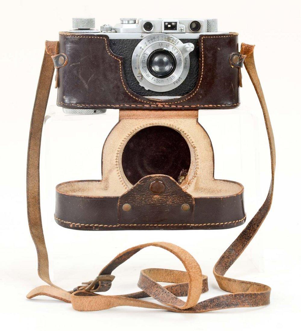 Ernst Leica D.R.P. Wetzlar Camera