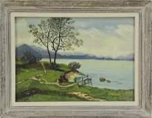 Moosehead Lake Maine Landscape
