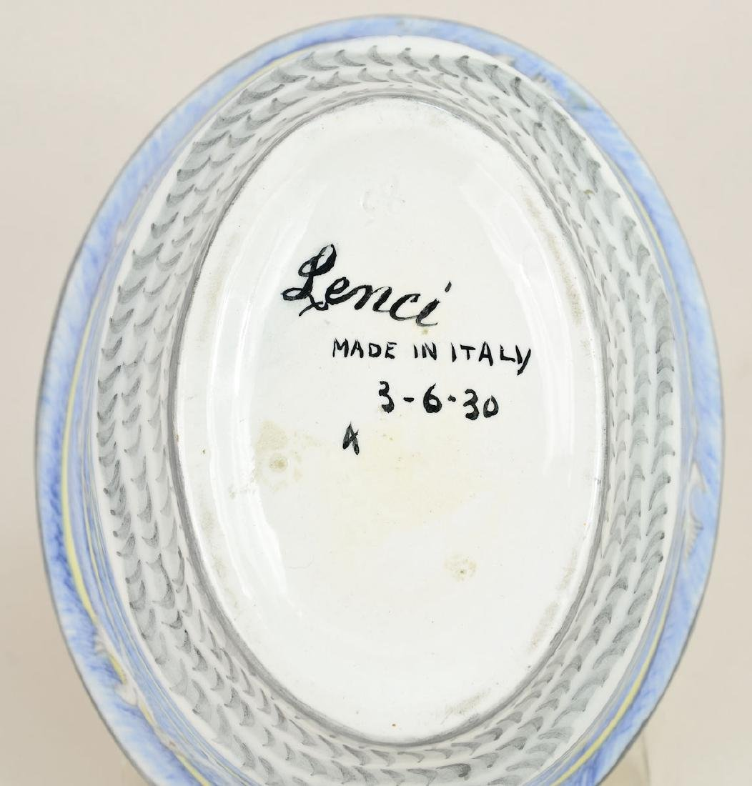 Lenci Ceramic Covered bowl - 3