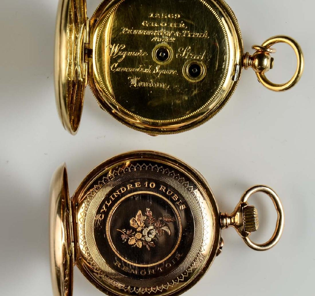 2 Ladies Pocket Watches - 3