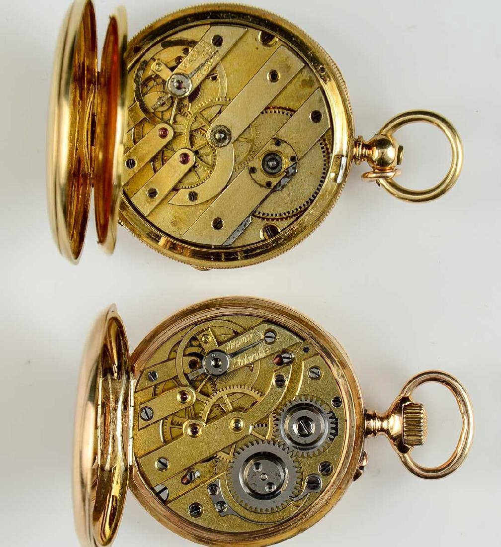 2 Ladies Pocket Watches - 4