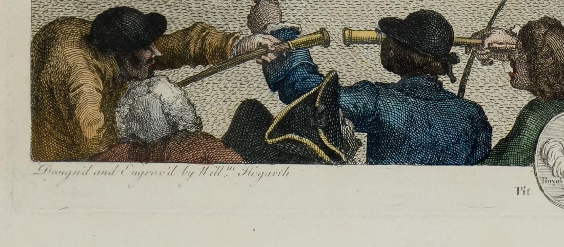 Hogarth Engraving - 3