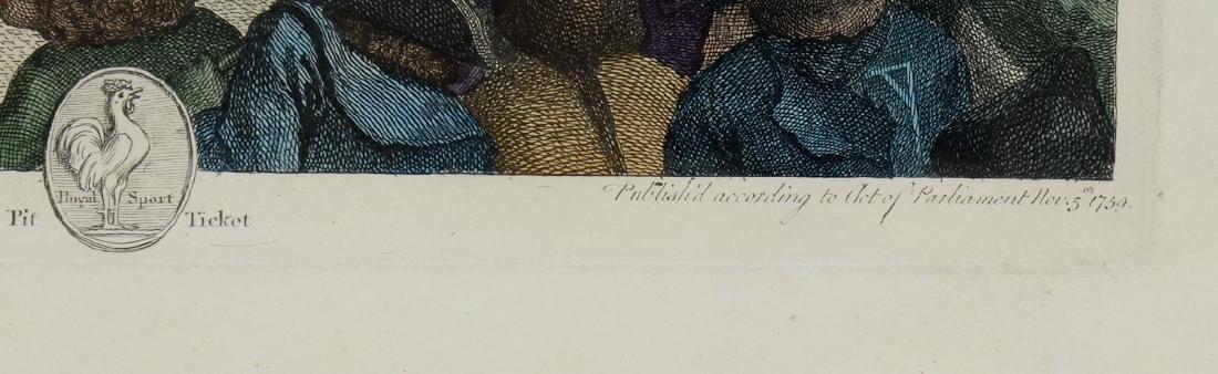 Hogarth Engraving - 4