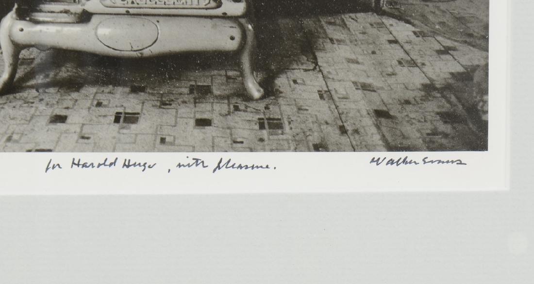 Walker Evans: Robert Franks Stove - 3