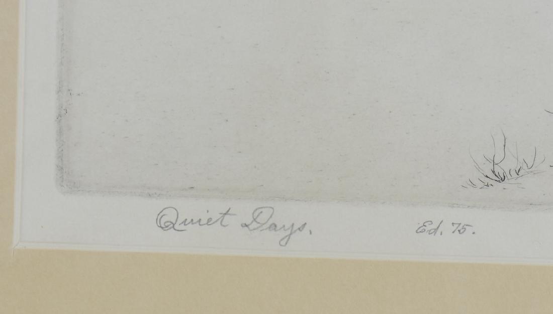 "Ronau Woiceske: ""Quiet Days"" - 3"