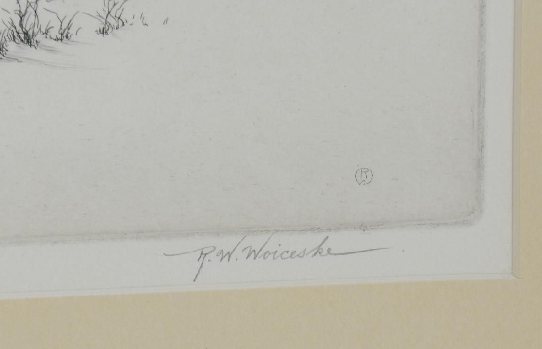 "Ronau Woiceske: ""Quiet Days"" - 4"