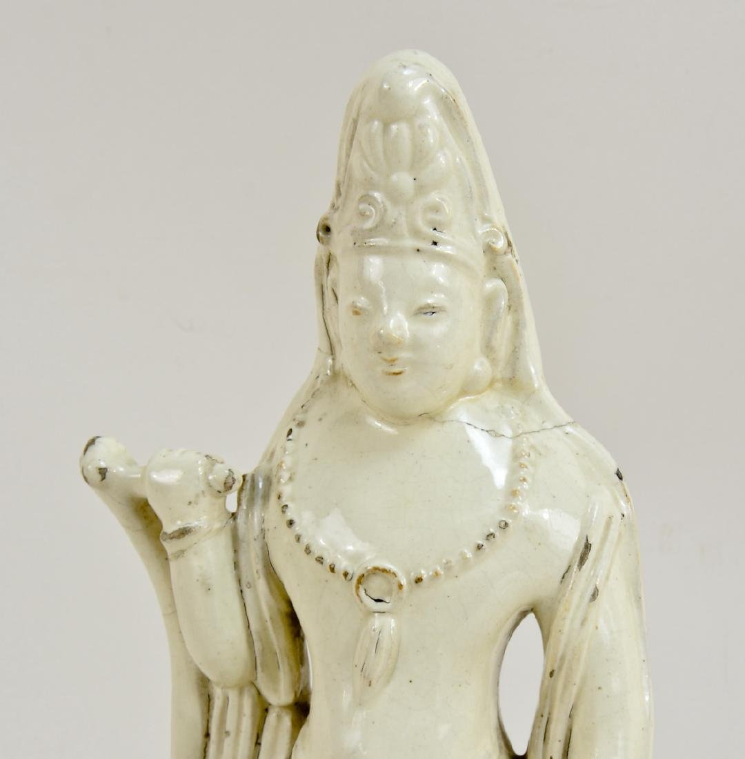 Asian Porcelain figure - 2
