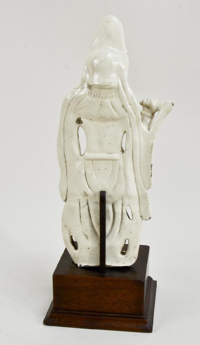 Asian Porcelain figure - 3