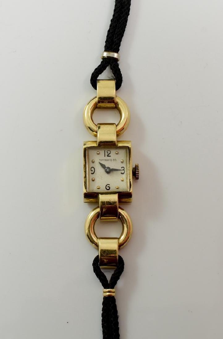Ladies Tiffany & Co Wrist Watch