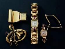 Ladies Moderne Jewelry group