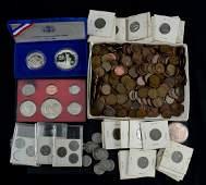 Mixed US Coin Lot