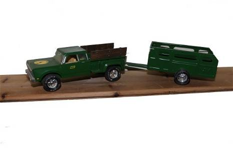 Nylint toy truck & trailer 1960's